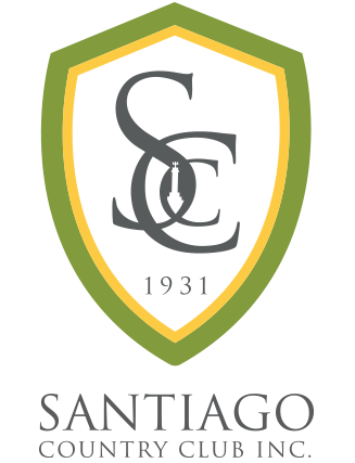 Santiago Country Club, INC. Logo