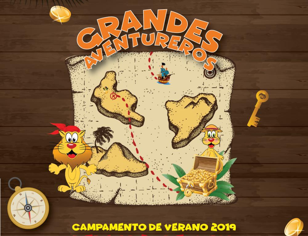 GRANDES AVENTUREROS 2019