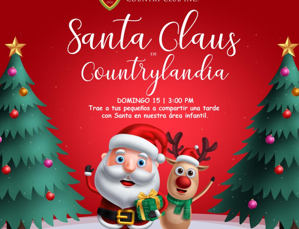 Santa Claus en Countrylandia» está bloqueado Santa Claus en Countrylandia