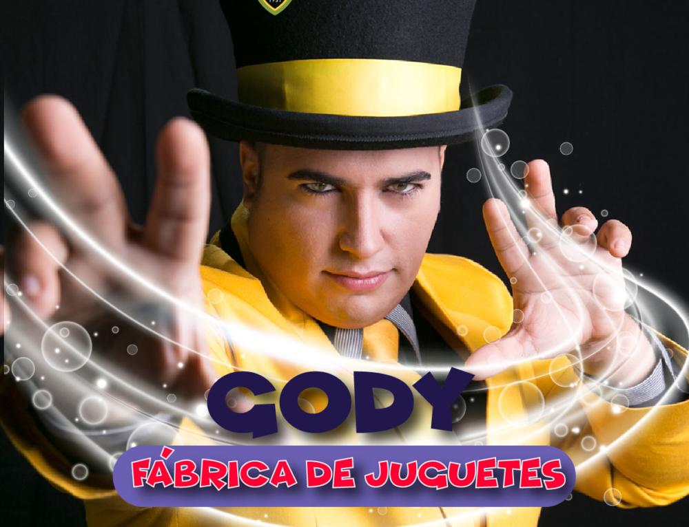 Mago Gody – Fábrica de Juguetes