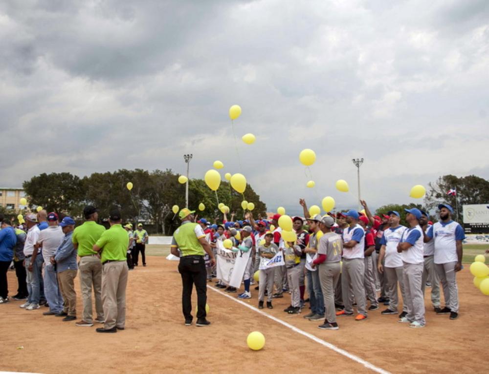 Inauguración XVIII Torneo de Softball Santiago Country Club