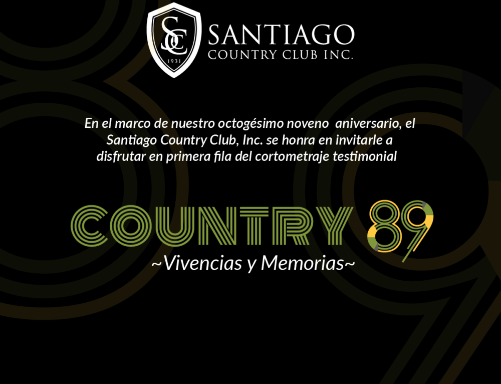 COUNTRY 89 – Vivencias y Memorias