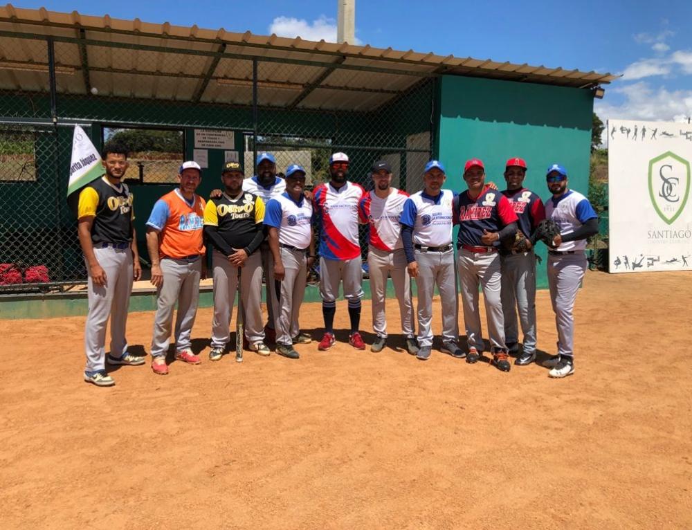 Equipos de Margarita y de Manuel ganan Juegos de estrellas softbol del Santiago Country Club en homenaje a Roque Nelson Rodríguez