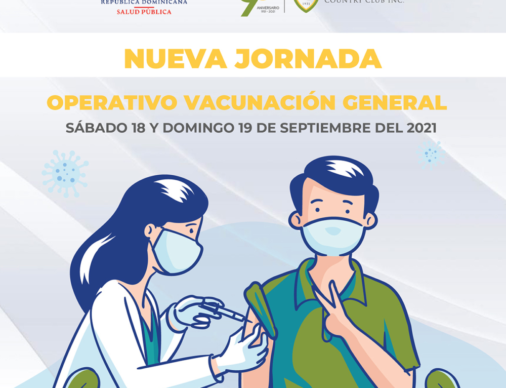 Nueva Jornada – Operativo Vacunación General