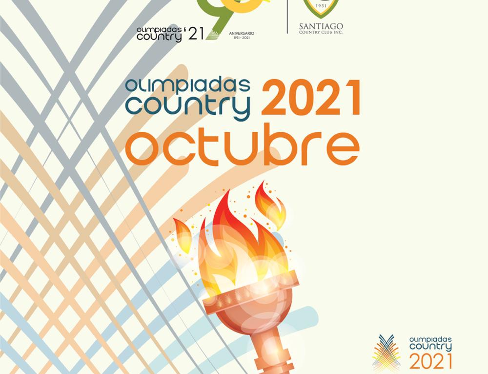 Olimpiadas Country 2021